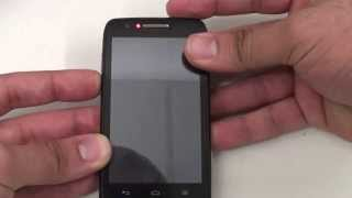 How to Hard Reset The Boost Mobile ZTE Force N9100 Android 4.4 Remove Password