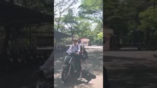 Thúy Kiều   Đã kêu mình thích đi xe đạp mà Đỗ Nhật Trường vì