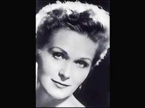 Elizabeth Schwarzkopf - Songs my Mother taught Me