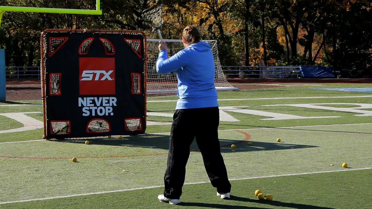 How to Get a Better Lacrosse Shot