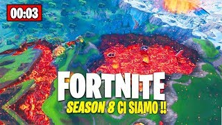 PASS BATTAGLIA SEASON 8 FORTNITE LIVE ITA