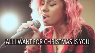Mariah Carey - All I Want for Christmas Is You (Andie Case Cover)