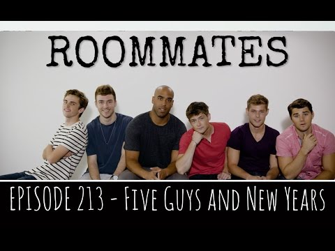 Roommates   Season 2, Episode 13  Five Guys and New Years
