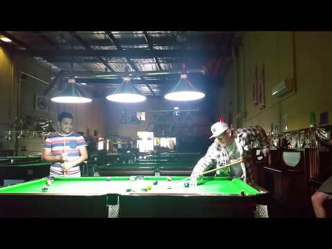 snooker time lapse