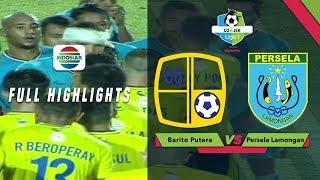 BARITO PUTERA (1) vs (1) PERSELA LAMONGAN - Full Highlights | Go-Jek Liga 1 Bersama BukaLapak