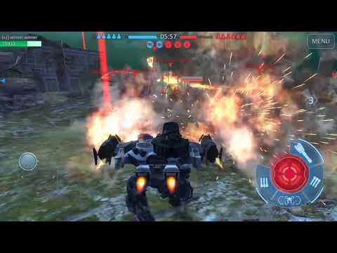 War Robots - Squad Journal #31- Beacon Rush - Steel Forge [sƒ] vs Randoms