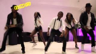 P SQUARE PERSONALLY REMIX (Vj SNS 971) Official Video MIX FEVRIER 2014