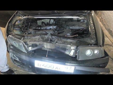 Машины, разбитые в тотал и их идеальное состояние . Шкода Октавия Skoda Octavia. Лиса Рулит.