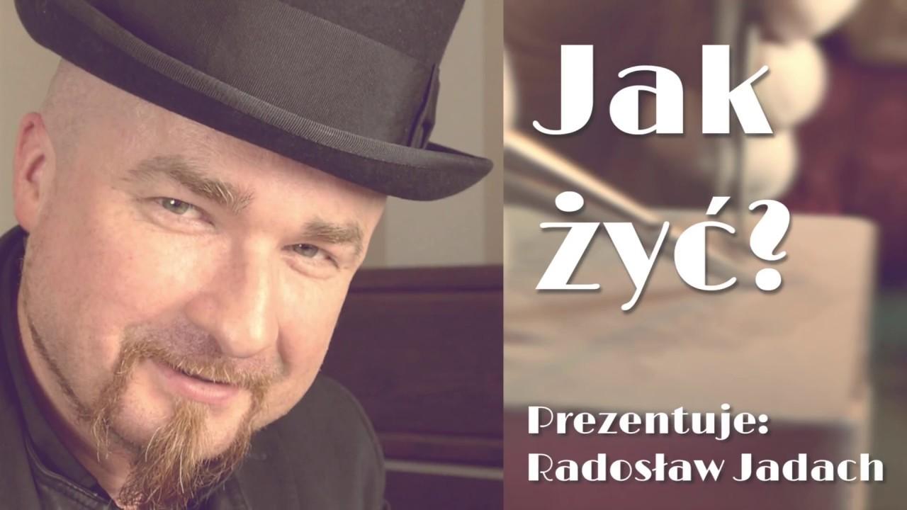 CHIRURGIA: Dr Radosław Jadach - Jak żyć? [9]
