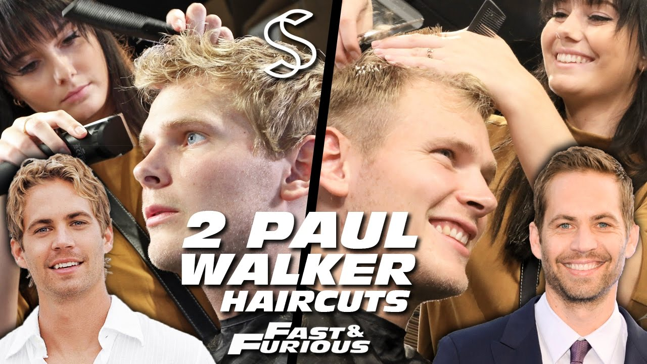 Paul Walker Hairstyle Step By Step Tutorial Slikhaar Tv Blog