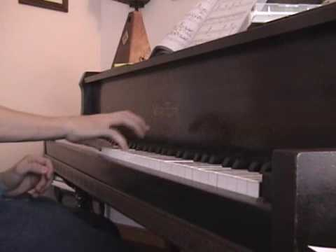 how to play sweet home alabama on piano