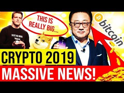 🚨 BULL MARKET HUGE SIGNS 💥 SAMSUNG COIN 2019?