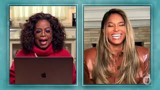 Ciara Talks To Oprah About Weight Loss And Finding Love Again WW