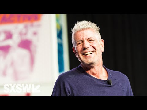 Anthony Bourdain as Interviewed by Nathan Thornburgh | SXSW Convergence 2016