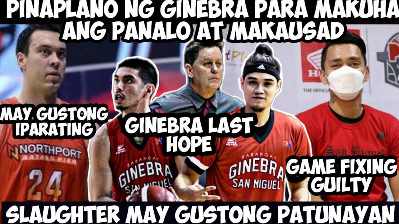 Download BREAKING PBA NEWS: PLANO NG GINEBRA PARA MANALO   SLAUGHTER GUSTONG PATUNAYAN   SMB PLAYER GUILTY