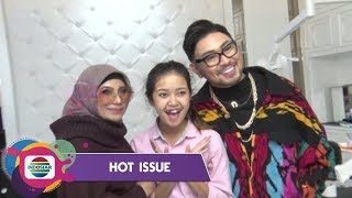HOT ISSUE PAGI -Tepati Janji!! Carren Delano Bedah Gigi Nirwana-Bengkulu
