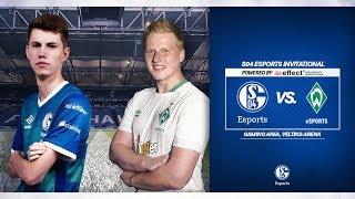 FC Schalke 04 vs SV Werder Bremen - FIFA19 Prematch zwischen Latka. vs MegaBit