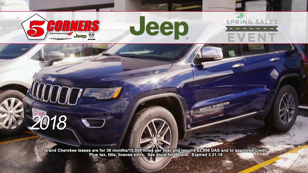 spring sales event dodge chrysler jeep ram used cars milwaukee wi youtube. Black Bedroom Furniture Sets. Home Design Ideas