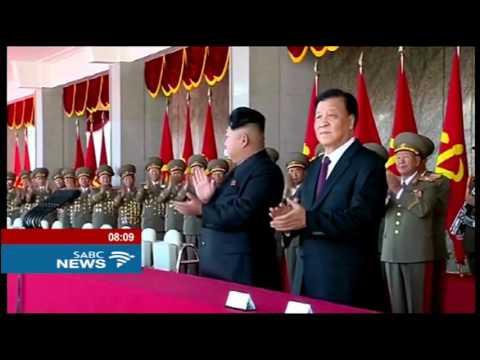 UN strongly condemns DPR Korea's ballistic missile launch