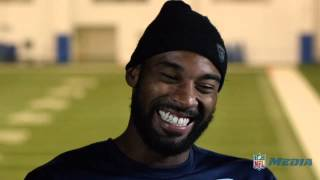 Calvin Johnson 1-on-1 with Nate Burleson (NFL Network Feature)