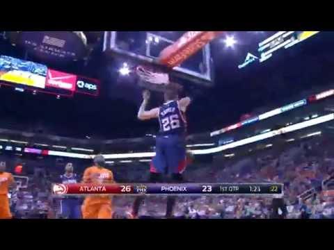 ANOTHER Kyle Korver dunk