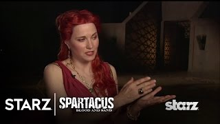 Spartacus |  Blood and Sand - Lucretia | STARZ
