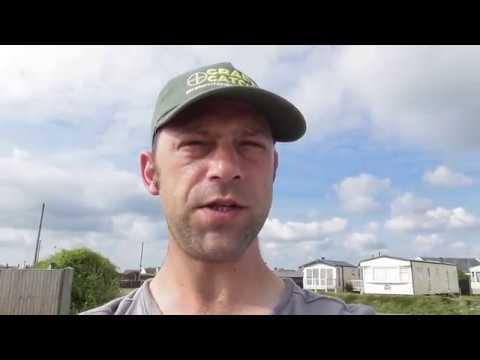Norfolk Wild Camp UK Van Life July 2017