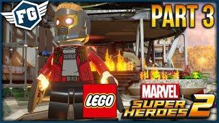 Lego Marvel Super Heroes 2 #3 - Doctor Strange Na Scéně!