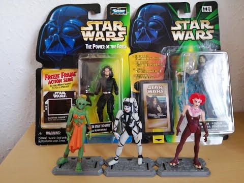 Heti videó: 32# POTF2 Star Wars figurák részletesen 11.rész