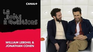 La Boîte à Questions de  Jonathan Cohen et William Lebghil – 25/01/2018