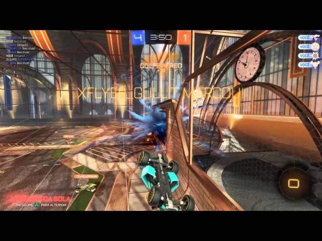 Gol lindo em Rocket League