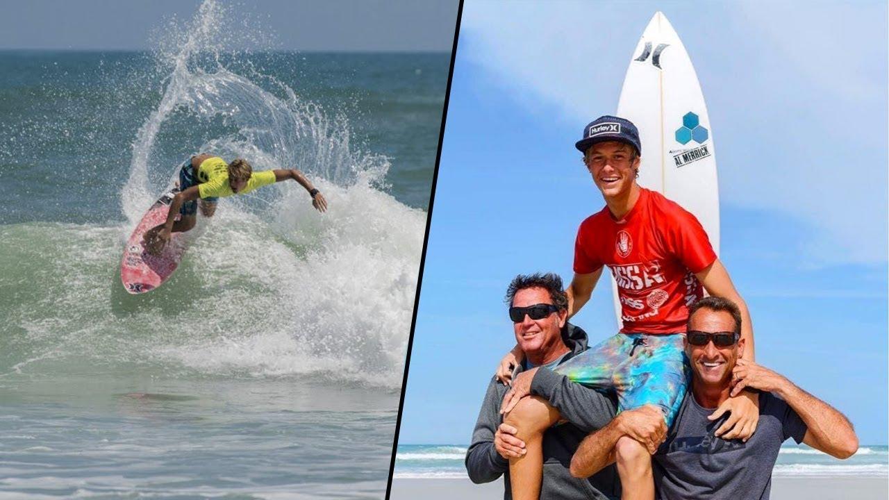Surfer zander venezia