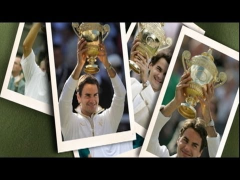 Wimbledon Results 2012: Roger Federer and Serena Williams Champions