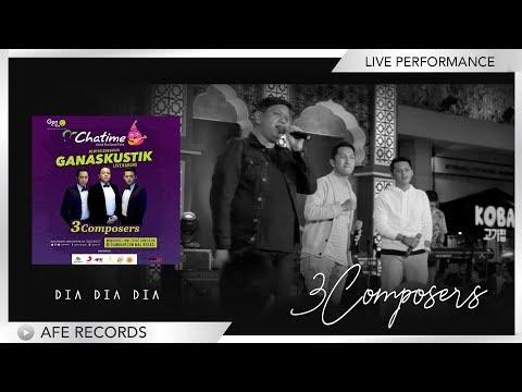 3 Composers - Dia Dia Dia (Live Ganaskustik @Mall Summarecon Bekasi )