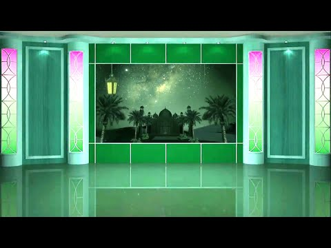 Islamic Virtual Studio Background, Islamic Background 1080p from YouTube · Duration:  3 minutes 31 seconds