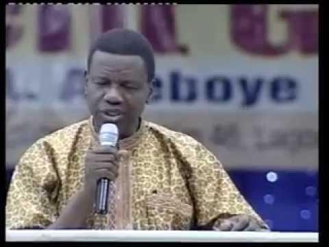 The Omnipotent God by Pastor EA Adeboye