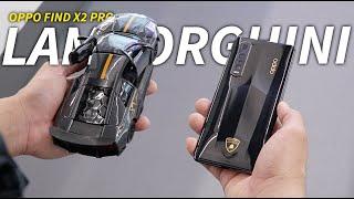 OPPO Find X2 Pro Lamborghini Edition – Lagi Mahal Dari iPhone 11 Pro Max !