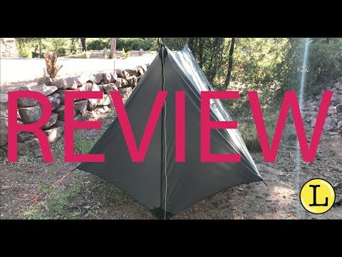 Review: Is this the best camping tarp ever?