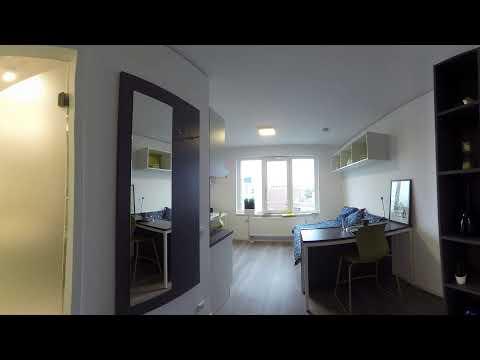 Standard Studio – Urbanum, Uninest Student Residences Frankfurt-City