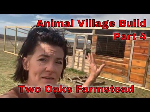 Wild Western Town - Animal Village Completion 1