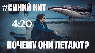 Игра в СИНИЙ КИТ / Разбуди в 4:20 / ЖИВОЙ ОПРОС