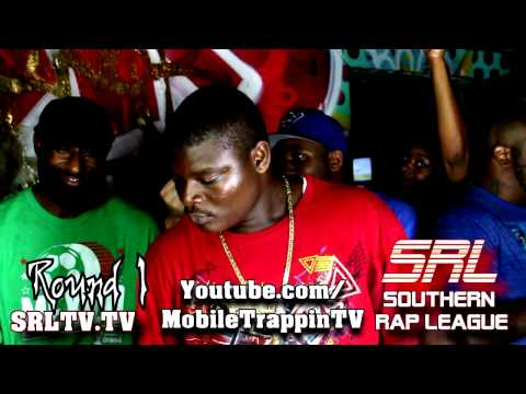 SRL SOUTHERN RAP LEAGUE Sinsay VS Breeze the Poet