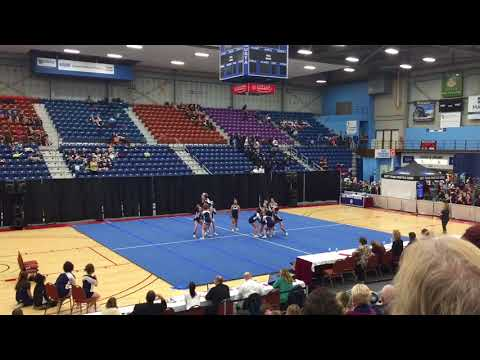 Poland Regional High School Knights Regional Cheering
