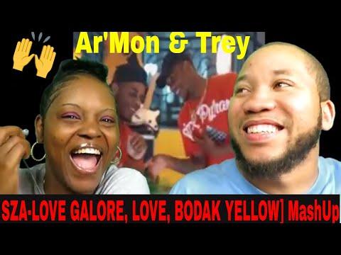 Ar'mon & Trey| Sza- Love Galore| Cardi B- Bodak Yellow| Kendrick Lamar - Love🔥