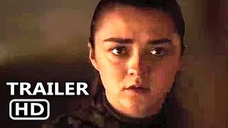 GAMES OF THRONES Season 8 Trailer (2019) GOT, Crypts of Winterfell, TV Show