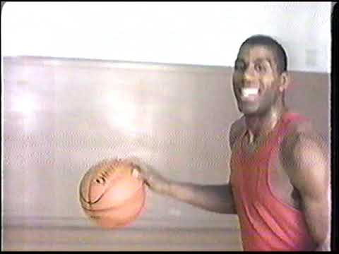 Magic Johnson - Slice commercial