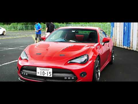 LIBERAL Baruta 86movie -FUJISPEEDWAY 86style with BRZ-
