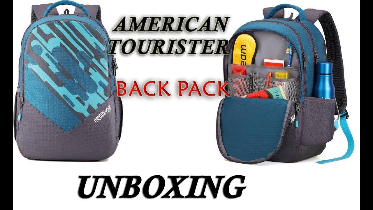 c4d5a06587dd5d American Tourister Fizz Sch Bag 32.5 L Backpack(Grey)
