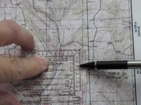 MAP UTM NAVIGATION PART I