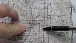 MAP UTM NAVIGATION PART I